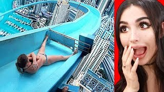 WATERSLIDES THAT YOU WON'T BELIEVE EXIST