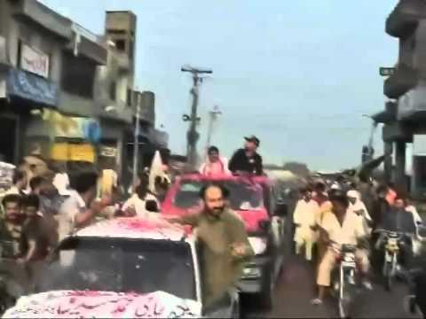 Chaudhary SAQIB Sadeeq Mehar ex COUNSELOR Gujranwala (released from central jail Gujranwala PART 2)