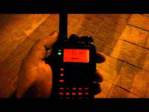 15445 KHz: Radio Japan, RX in Kfar Vitkin, Israel