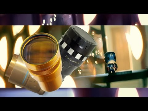 Shooting Anamorphic: Lenses VS Filters!