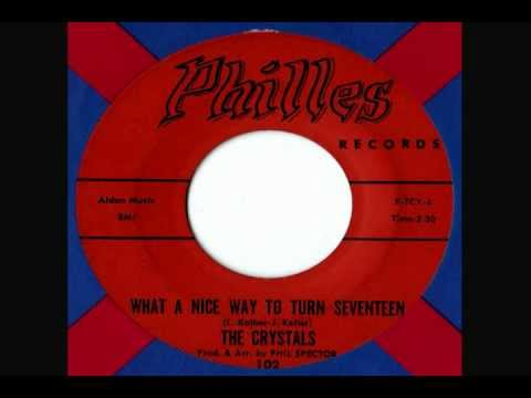 Crystals - What A Nice Way To Turn Seventeen