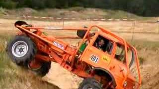 Rallye-Trail Germany RTG 08.1 *Unimog*