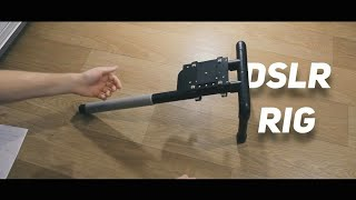 DSLR Shoulder Rig   DIY