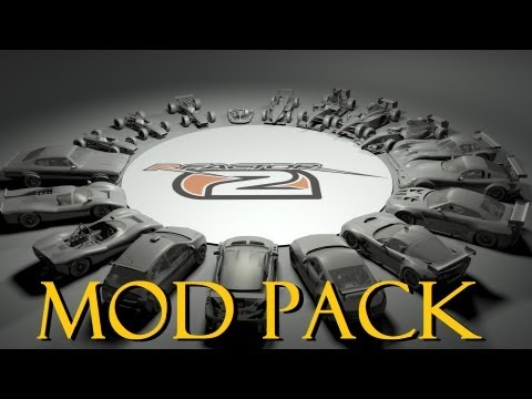 rFactor 2 Mod Pack - how to install Cars. Maps (ALL MODS in ONE Package) (2013 2014) modifcations.
