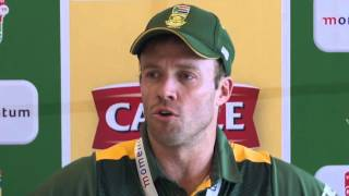 AB leads Proteas to come-from-behind ODI Series victory