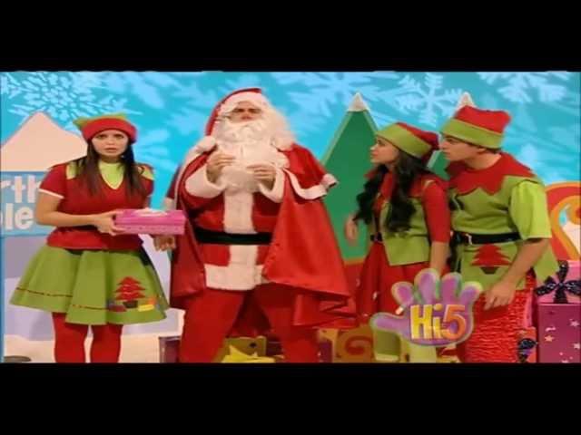 Cuento: Los elfos de santa salvan la navidad