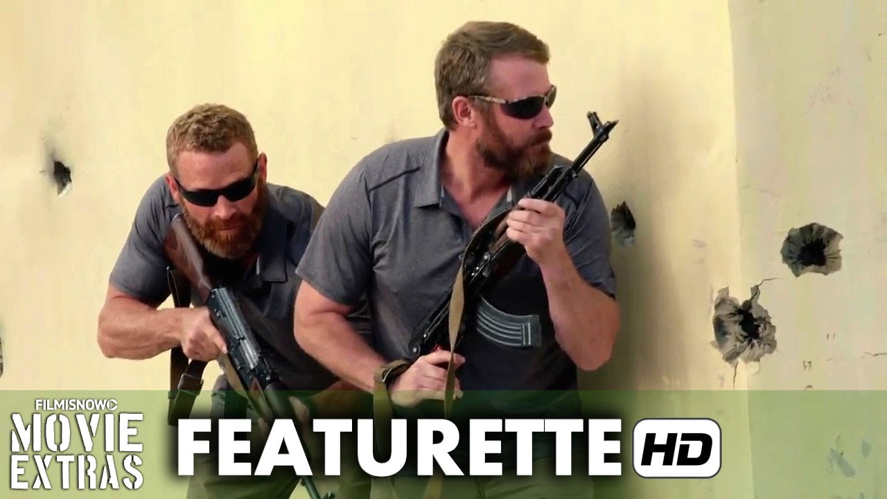 13 Hours: The Secret Soldiers of Benghazi (2016) Featurette - Oz & Max