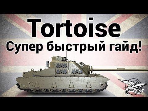 Tortoise - Супер быстрый гайд, как играть на Тортойзе