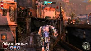 Nosgoth gameplay: Beta with Vampires