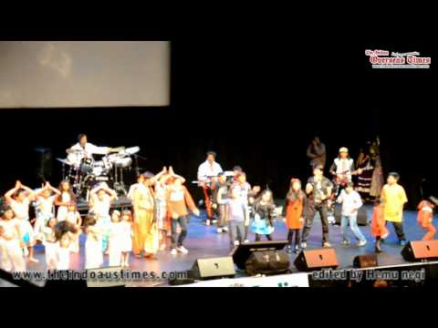 Sukhwinder Singh Live In Sydney Australia Jai Ho Tour video
