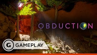 """Obduction Puts The """"Myst"""" in Mysterious - First 30 Minutes of Gameplay"""