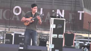 Jake Shimabukuro - full show Guitar Town Copper Mtn., CO 8-10-13 SBD HD tripod