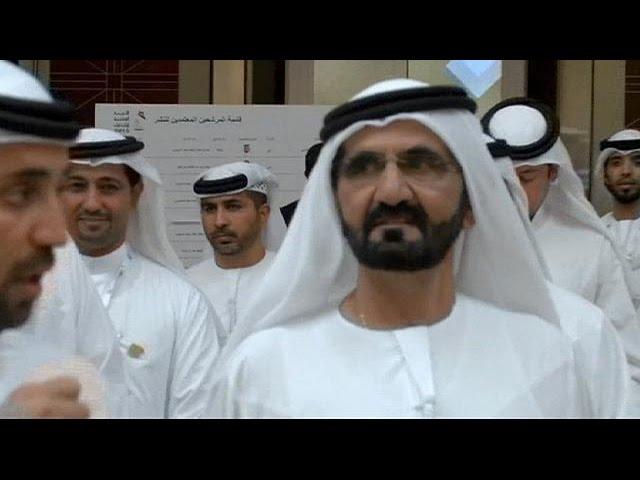 Le vote des privilégiés aux Emirats Arabes Unis