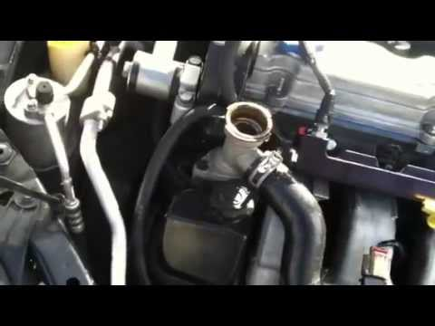 Diy How To Do A Radiator Coolant Flush On A 04 Dodge