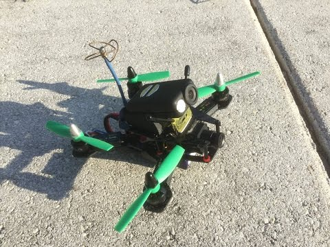 Diatone 150 ET  LOS flying