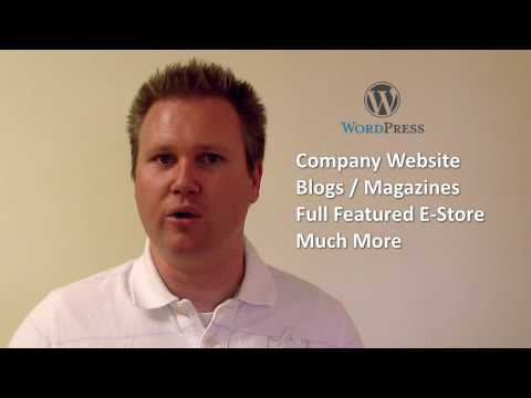0 Learn to Build Powerful Websites with Start WordPress Easy Online Tutorial Training Classes