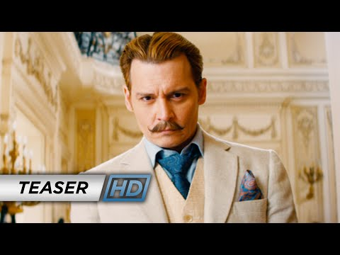 Mortdecai (2015) - Official Teaser Trailer