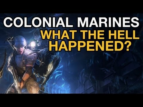 What the hell happened to Aliens: Colonial Marines? (FIXED)