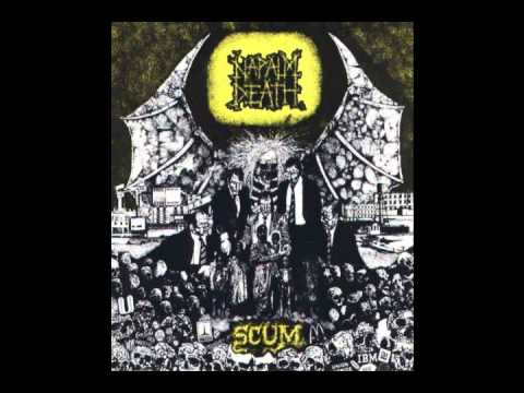 Napalm Death - Mad