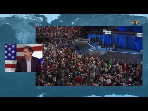Bill Clinton kommer tala på demokraternas konvent inatt