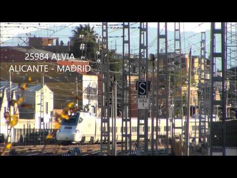 Línea Játiva - Valencia