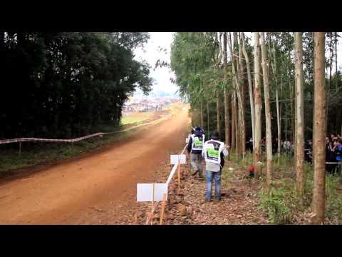 Salto dos Verdureiros - Rally de Erechim 2013