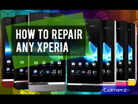 How to Fix Any Sony Xperia (Official Guide)