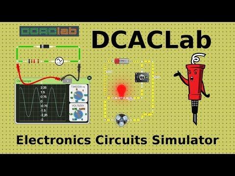 Программа для моделирования схем электроники