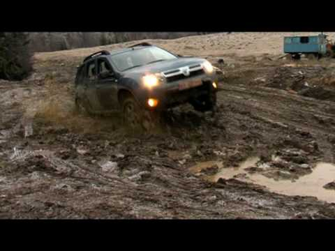 dacia duster off road 4x4 youtube. Black Bedroom Furniture Sets. Home Design Ideas