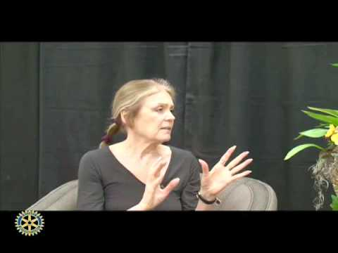 NEJS Interviews Gloria Steinem