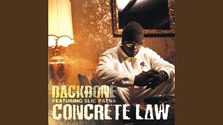 Watch Backbone Concrete Law video