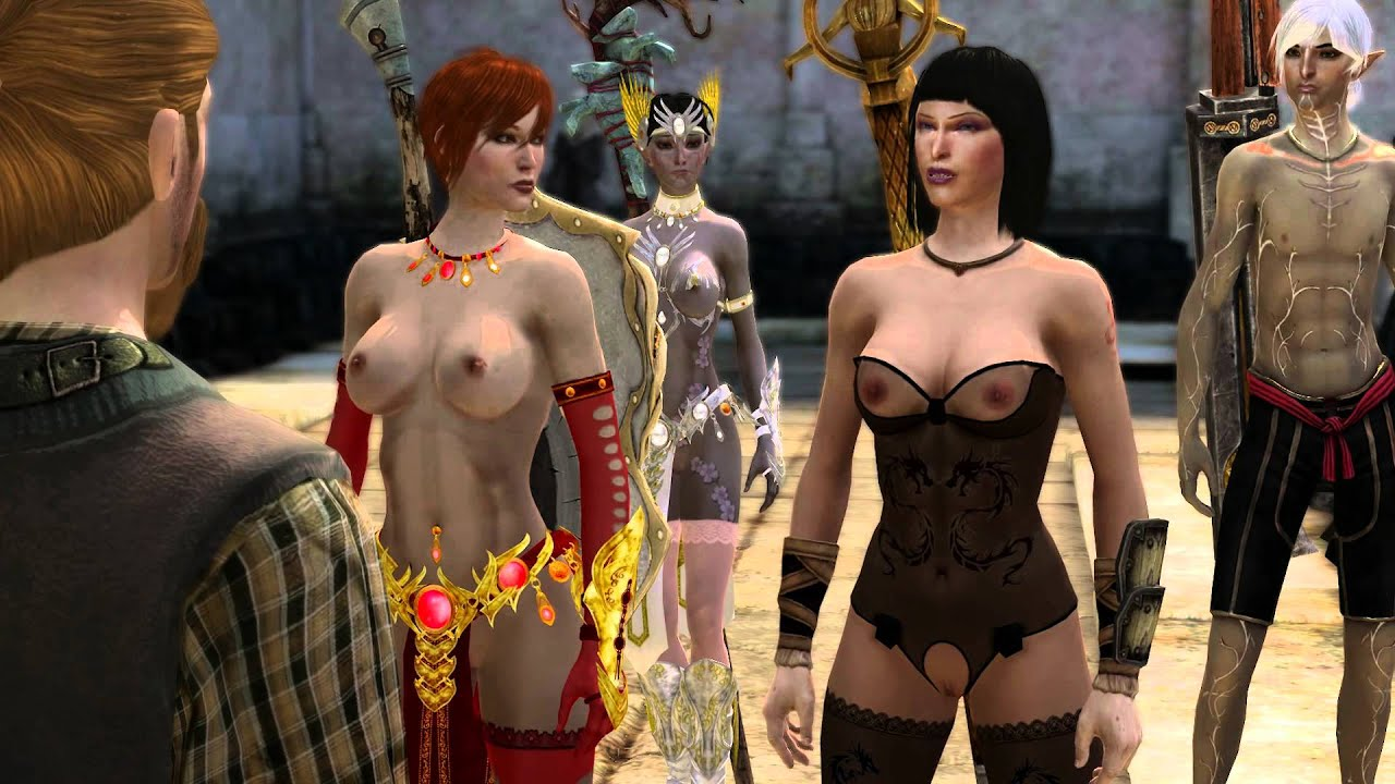 Nud mods dragon age 2 hentai galleries