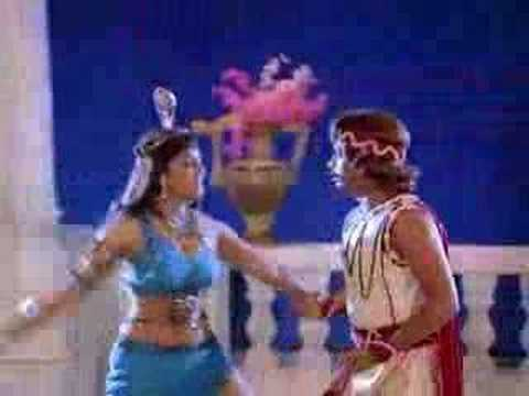 Silk Smitha Paatti Sollai Thattathey Sexy Song video