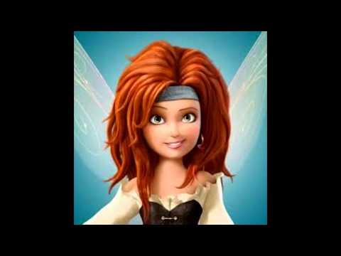 Tinker Bell Hadas Y Piratas Quien Soy Cancion Comp