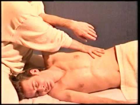 massage and acupressure for better breathing
