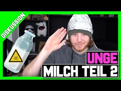 RE Teil 2 - Unge Diskussion - Warum Milch GIFT ist - #milchistgift - Sind wir Dumm?