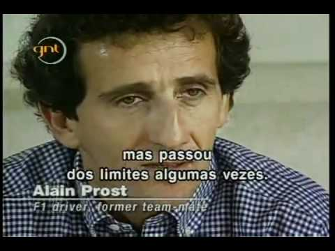 Documentary about Senna - 1/5