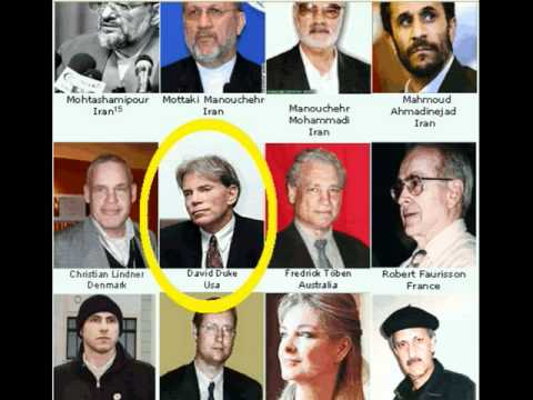 The Iranian & Syrian regimes, S.F. & Oak. Occupy, David Duke & Ron Paul