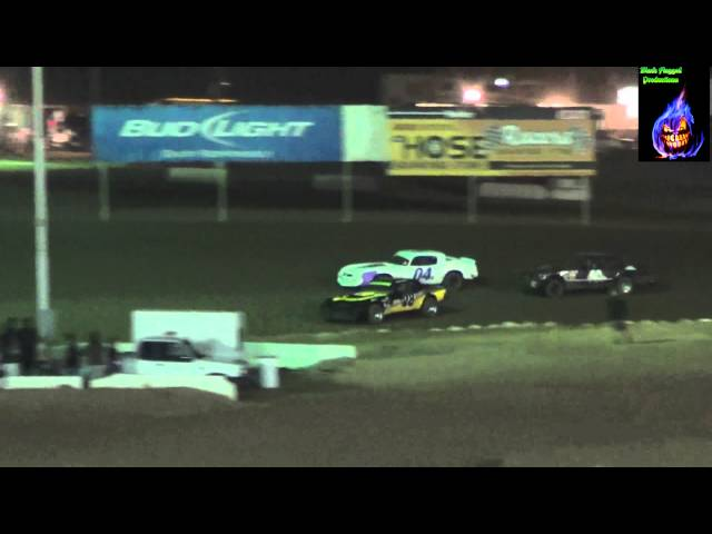 Canyon Speedway Park's Pure Stocks Main From (Oct 6th 2012)