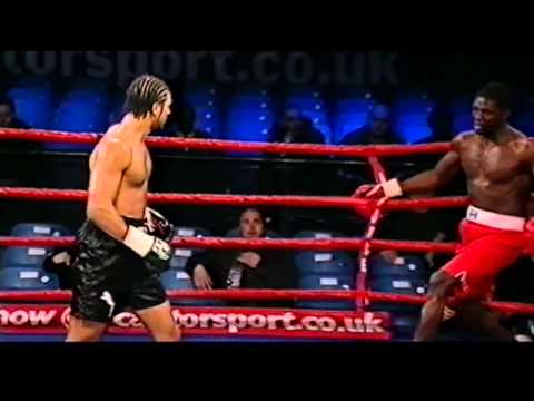 David Haye v Hastings Rasani