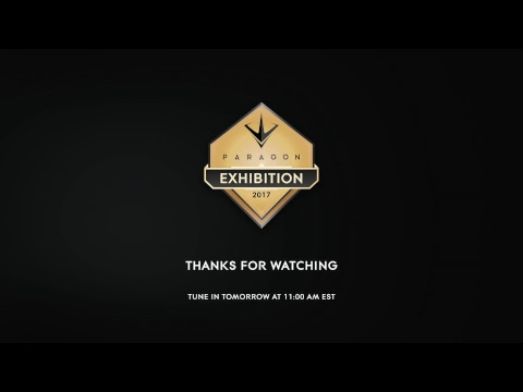 Paragon Exhibition Tournament - Semi Finals (Day Two)