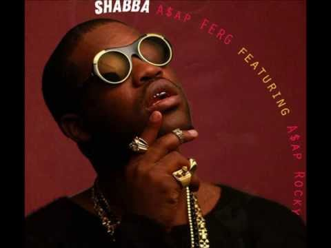 A$ap Ferg - Shabba (instrumental) Ft. A$ap Rocky *new 2013* *download Link* video