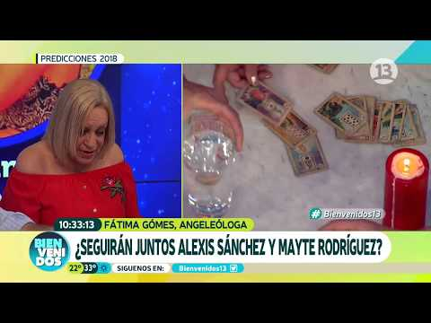 Predicciones 2018: ¿Alexis y Mayte seguirán juntos? | Bienvenidos