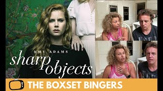 Sharp Objects (Amy Adams HBO TV Series) Episode 2 - Nadia Sawalha & Family Review