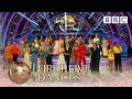 First Live Dances Of This Year's Spectacular Series   BBC Strictly 2018
