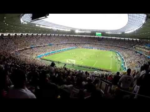 Klose (Alemanha) entrando para a história!