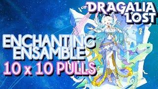 Dragalia Lost - Lucretia/Cupid Banner 10x10 pulls!