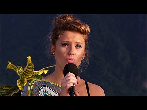 Ella Henderson's performance - Jason Mraz's I Won't Give Up - The X Factor UK 2012 Music Videos