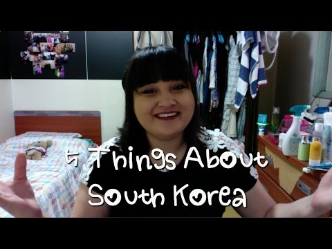 5 Things You Need To Know Before Moving To South Korea