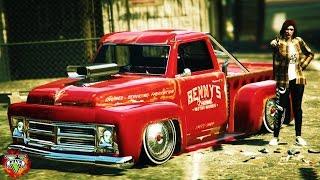 NEW GTA 5 DLC - Customizing New Benny's Cars & SUMO Adversary Mode